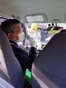光吉ひとし選挙2日目